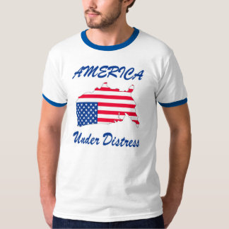 America Under Distress Shirt