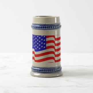 America USA Beer Mug/Stein Beer Stein