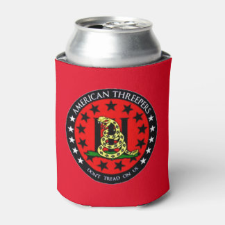 AMERICAN 3 PERS CAN COOLER