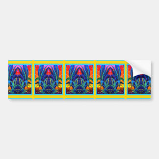 American Agave Desert Gifts by Sharles Bumper Sticker
