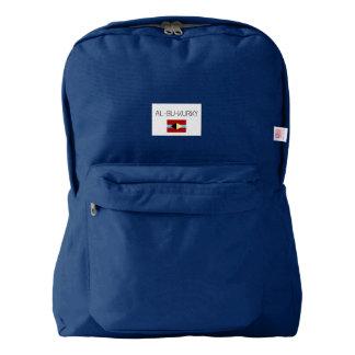 American Apparel Backpack | AL-BU-KURKY