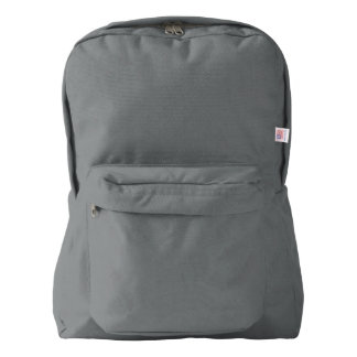 American Apparel™ Backpack, Smoke Backpack