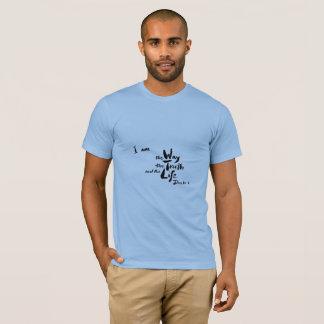 American Apparel Bible Verse T-Shirt