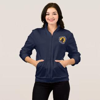 American Apparel Fleece Zip Jogger Smart Cavewoman