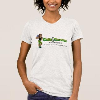 American Apparel JerseyT CCF Dumbbell Logo TShirt