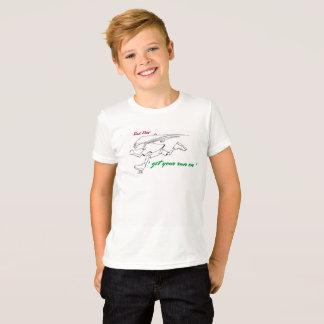 American Apparel Kids Jersey T-Shirt w/REX STAR