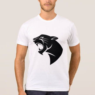 American Apparel of cotton and polyester - Panther T-Shirt