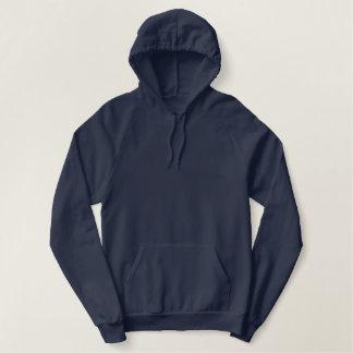 American Apparel Pullover Fleece Hoodie