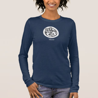 American Apparel Shirt in Navy - Women's