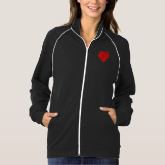 AMERICAN APPAREL VALENTINE/LOVE GIFT FOR CYCLIST JACKET