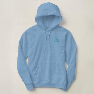 American Apparel Zip Fleece Jacket