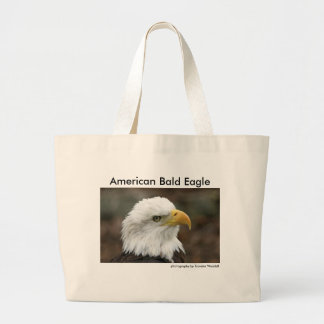 American Bald Eagle 2 Tote Bag