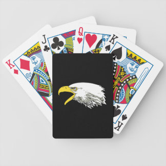 American Bald Eagle Bicycle Playing Cards
