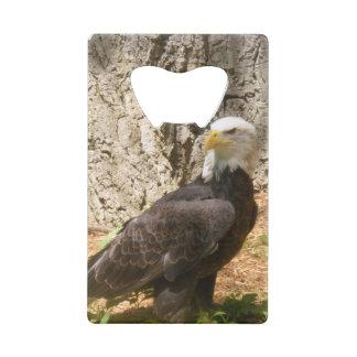 American Bald Eagle Bottle Opener Credit Card Bottle Opener