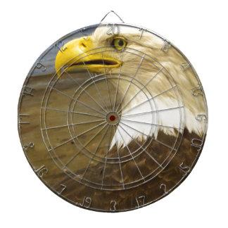 American Bald Eagle Dartboard
