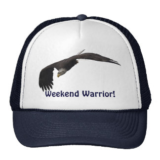 American Bald Eagle Design for Bird-lovers Trucker Hat