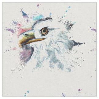 American Bald Eagle Fabric