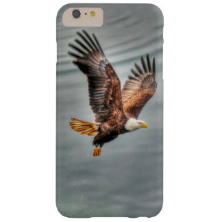 American Bald Eagle Flying Over Ocean Barely There iPhone 6 Plus Case