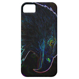 American Bald Eagle in Glowing Edges Case For The iPhone 5