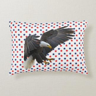 American Bald Eagle Pillow
