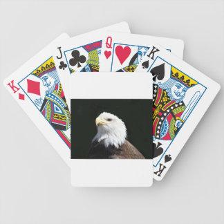 American Bald Eagle Poker Deck