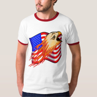 American Bald Eagle T-shirts