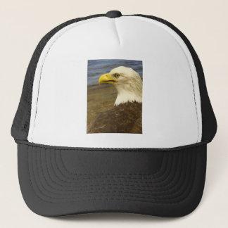 American Bald Eagle Trucker Hat