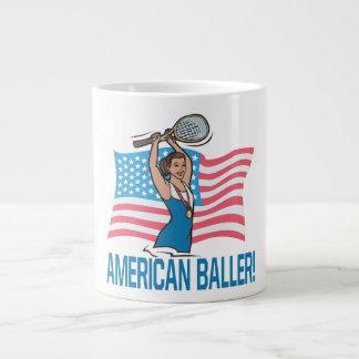 American Baller Jumbo Mug