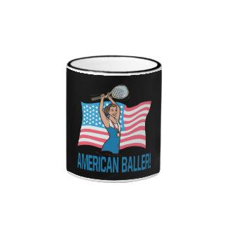 American Baller Mugs