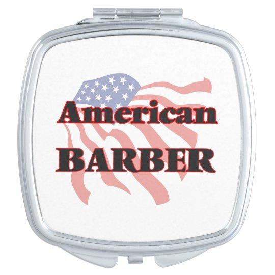 American Barber Travel Mirrors