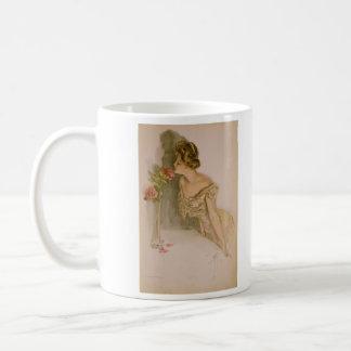 American Beauties by Harrison Fisher Coffee Mug