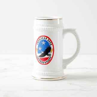 American Beer Drinker's Party 18 Oz Beer Stein