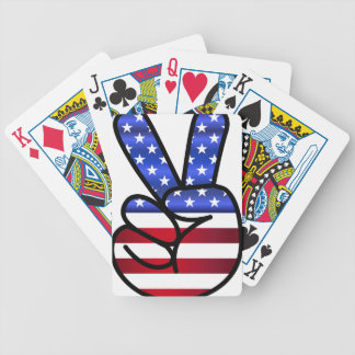 american bicycle playing cards