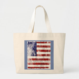 American Birthday Tote