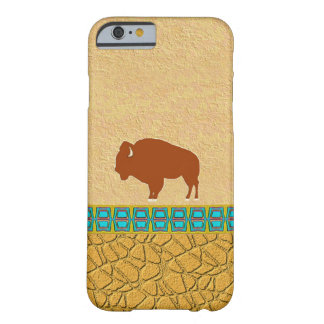 American Bison Barely There iPhone 6 Case