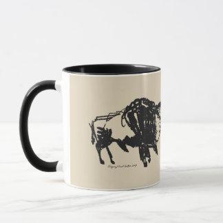 American Bison (Buffalo) Mug