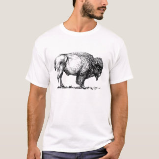 American Bison (Buffalo) shirt