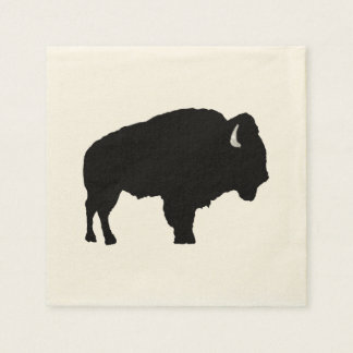 American Bison Disposable Napkins