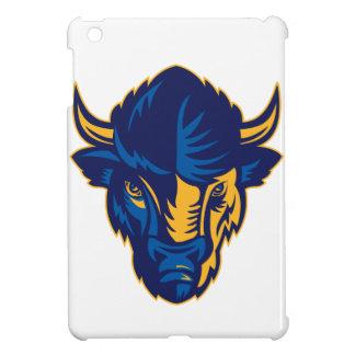 American Bison Head Retro Case For The iPad Mini