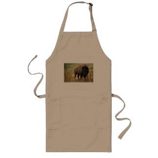 American Bison Long Apron