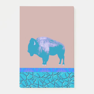 American Bison Post-it Notes