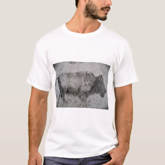 American Bison White Men's T-Shirt