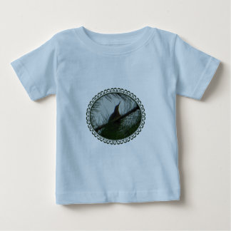 American Bittern Bird Framed T Shirts