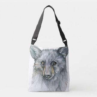 American Black Bear Crossbody Bag