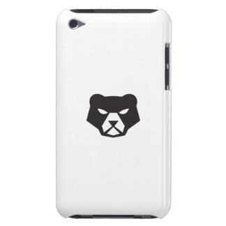 American Black Bear Head Retro Barely There iPod Covers