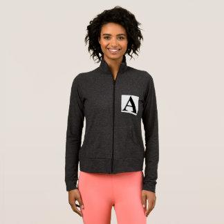 American black fashion jacket for women