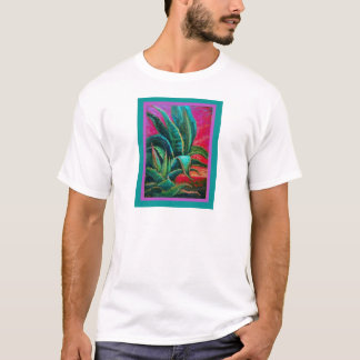 American Blue Agave Desert Gifts by Sharles T-Shirt