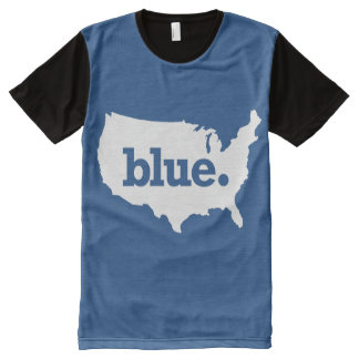 American Blue States