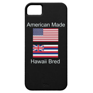 """American Born..Hawaii Bred"" Flags and Patriotism iPhone 5 Covers"
