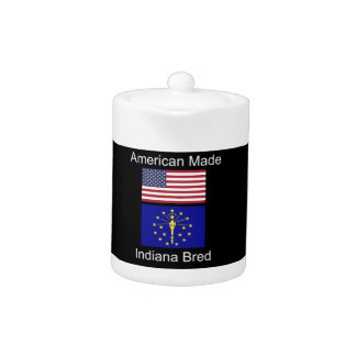 """""""American Born..Indiana Bred"""" Flags and Patriotism"""